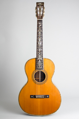Prairie State Model 450 Flat Top Acoustic Guitar, made by Larson Brothers (1931)