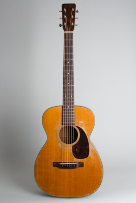C. F. Martin  0-18 Flat Top Acoustic Guitar  (1959)