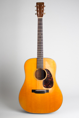 C. F. Martin  D-18 Flat Top Acoustic Guitar  (1941)