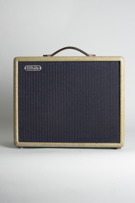 White Model 80 Tube Amplifier, made by Fender (1956)