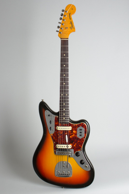 Fender  Jaguar Solid Body Electric Guitar  (1965)