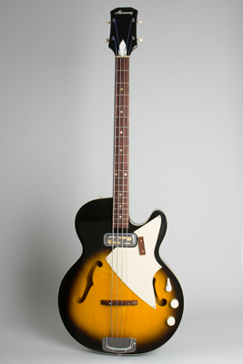 Harmony  H-22 Electric Bass Guitar  (1967)